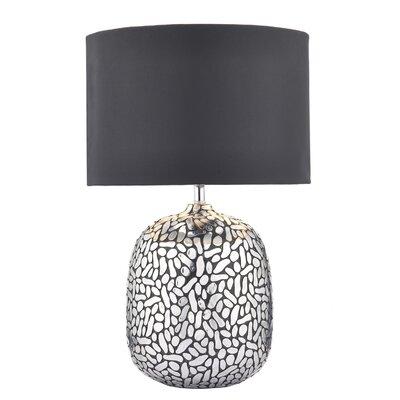 Dar Lighting Cazanove 50cm Table Lamp