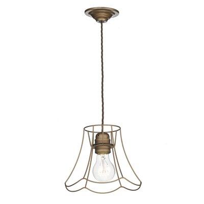 Dar Lighting Oregon 1 Light Mini Pendant