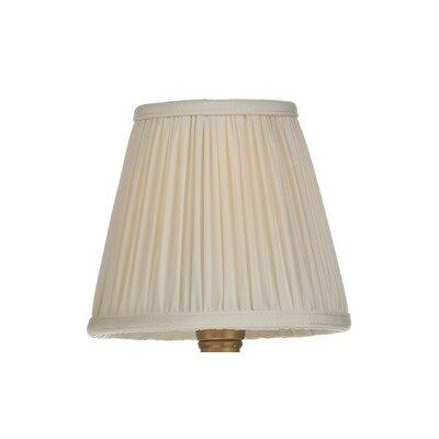 Dar Lighting 16cm Atlanta Faux Silk Empire Lamp Shade