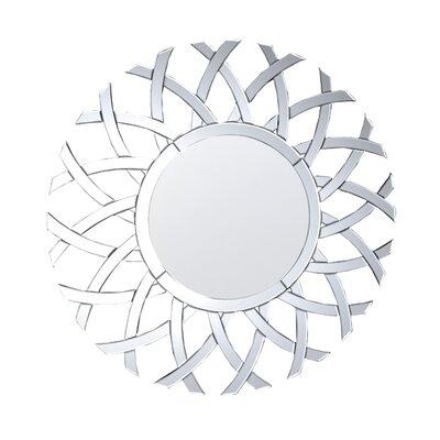 Dar Lighting Thasos Round Mirror