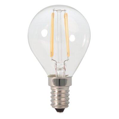 Dar Lighting 3W E14/European LED Light Bulb