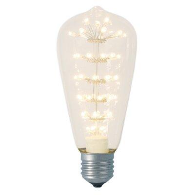 Dar Lighting 3W E27/Medium LED Light Bulb