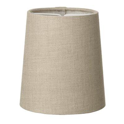 Dar Lighting 11cm Byron Linen Empire Lamp Shade