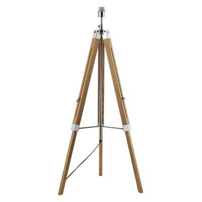 Dar Lighting 142cm Tripod Floor Lamp Base
