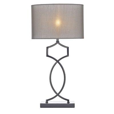 Dar Lighting Donovan 54cm Table Lamp
