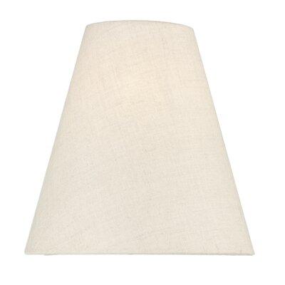 Dar Lighting 16.5cm Hicks Linen Empire Lamp Shade