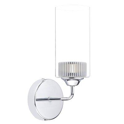 Dar Lighting Kirby 10 Light Semi-Flush Wall Light