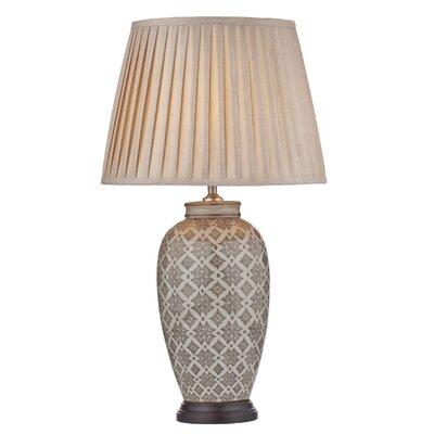 Dar Lighting Louise 38cm Table Lamp
