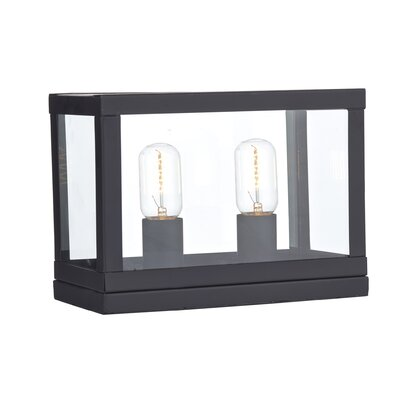 Dar Lighting Ludlow 21cm Table Lamp