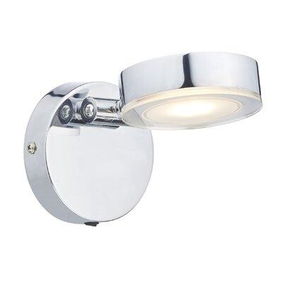Dar Lighting Takoma 1 Light Semi-Flush Wall Light
