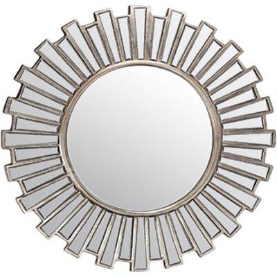 Dar Lighting Agrippa Round Mirror