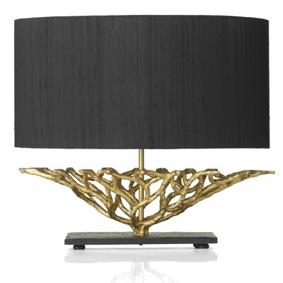 Dar Lighting 41cm Table Lamp