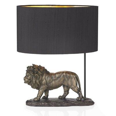 Dar Lighting Royal 56cm Table Lamp