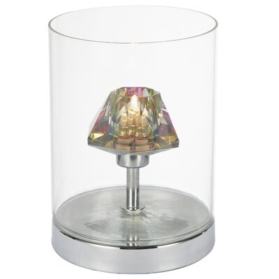 Dar Lighting Decade 21cm Table Lamp