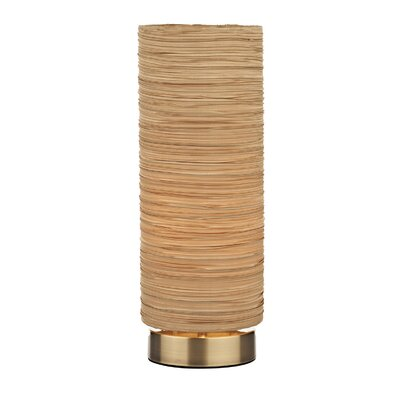 Dar Lighting Crinkle 40cm Table Lamp