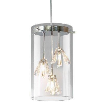Dar Lighting Somerset 3 Light Mini Pendant