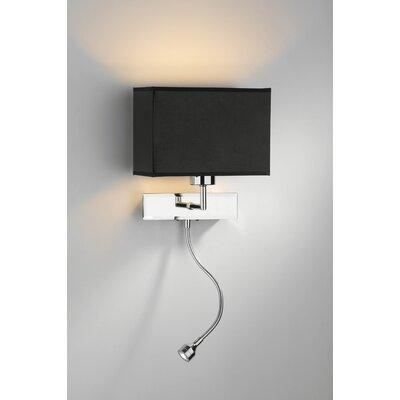 Dar Lighting Amalfi 1 Light Lamp Base