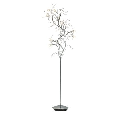 Dar Lighting Gazetta 167cm Floor Lamp
