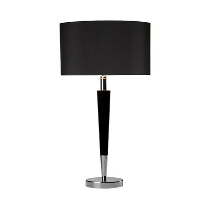 Dar Lighting Viking 63cm Table Lamp