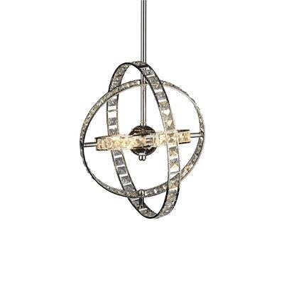 Dar Lighting Eternity 6 Light Globe Pendant
