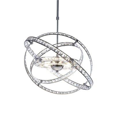 Dar Lighting Eternity 10 Light Globe Pendant