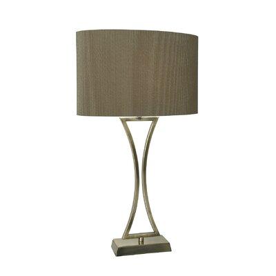 Dar Lighting Oporto 53cm Table Lamp
