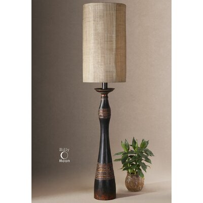 "Uttermost Dafina 45"" H Table Lamp with Drum Shade"
