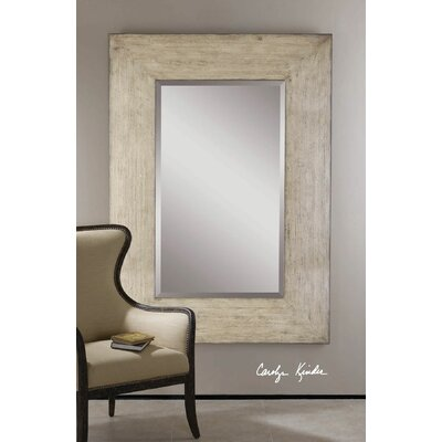 Uttermost Langford  Beveled Wall Mirror