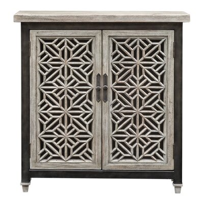 Baxter 2 Door Accent Cabinet