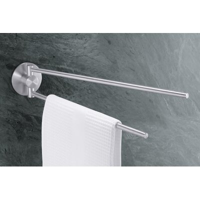 ZACK Bathroom Accessories Wall Mounted Marino Towel Bar