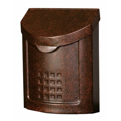 Lockhart Locking Wall Mounted Mailbox