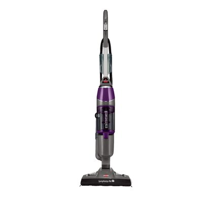 Symphony Pet Vacuum and Steam Mop