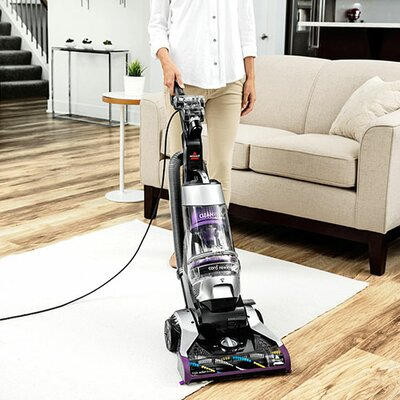 Rewind Deluxe Cleaner Bagless Upright Vacuum