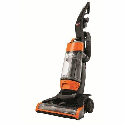 Lightweight Bagless Upright Vacuum with OnePass Technology