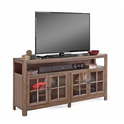 ColorTime Saybrook 66' TV Stand Color: Rustic Oak