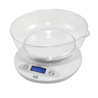 Bowl Digital Kitchen Scale
