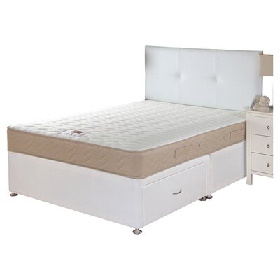Airsprung Beds Catalina Memory Foam Divan Bed