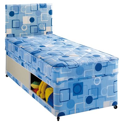 Airsprung Beds Alpha Panel Bed with Storage