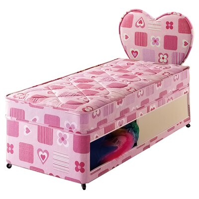 Airsprung Beds Beta Panel Bed with Storage
