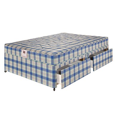 Airsprung Beds Windsor Open Coil Divan Set