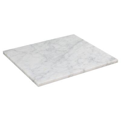 """Metro Marble 15"""" Single Bathroom Vanity Top"""
