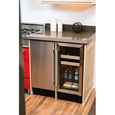 15-inch 80 cu. ft. Convertible Compact/Mini Refrigerator