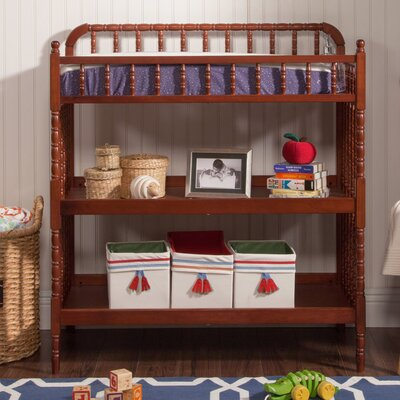 Jenny Lind Changing Table Color: Cherry