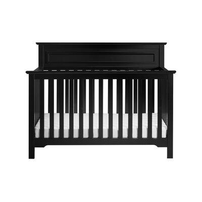 Autumn 4-in-1 Convertible Crib Color: Ebony