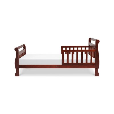Sleigh Toddler Sleigh Bed Color: Cherry