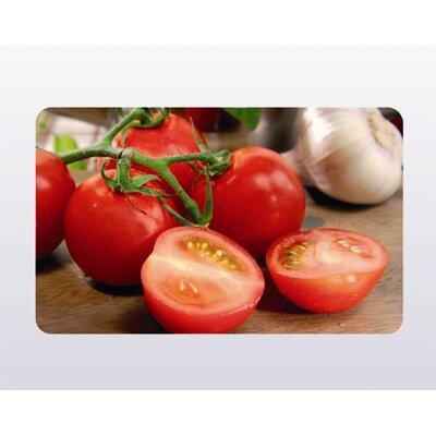 """Ricolor MK-Haushaltswaren Frühstücksbrettchen """"Tomate"""""""
