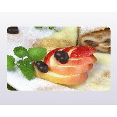 """Ricolor MK-Haushaltswaren Frühstücksbrettchen """"Apfel"""""""