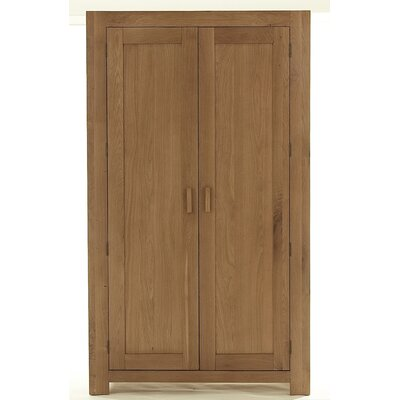 Thorndon Block Revolving Door Wardrobe
