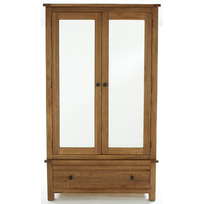 Thorndon Canterbury Revolving Door Wardrobe