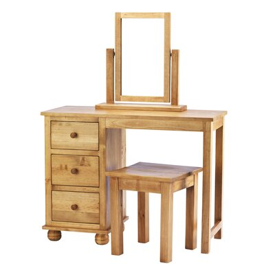 Thorndon Belmont Dressing Table with Mirror
